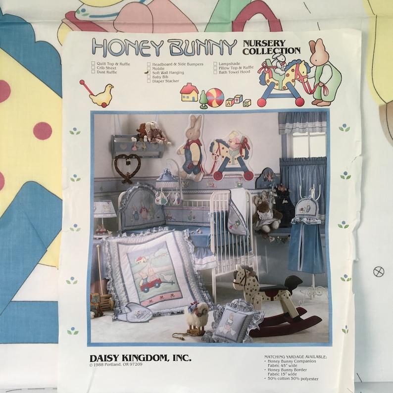 Daisy Kingdom Mobile Honey Bunny Nursery Collection