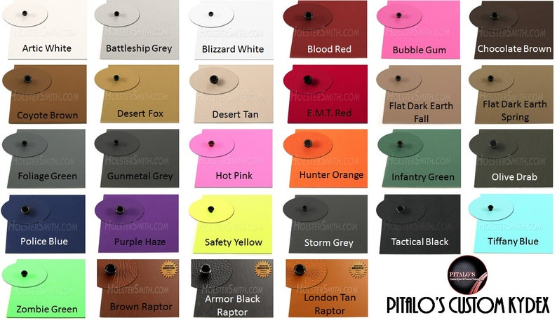 Trigger Guards For A Beretta, Bersa Browning, Caracal, Colt, CZ, FN, Glock,  H&K, Kahr, Kel-Tec and Kimber, Concealed Purse or Bag Holster