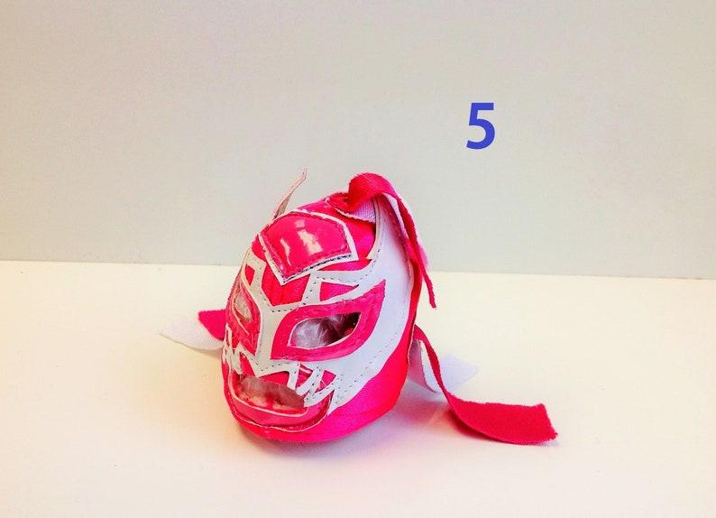 Lucha Libre Mini Masks Keychain Wrestling Luchadores Mascaras Mask Luchador Different Masks