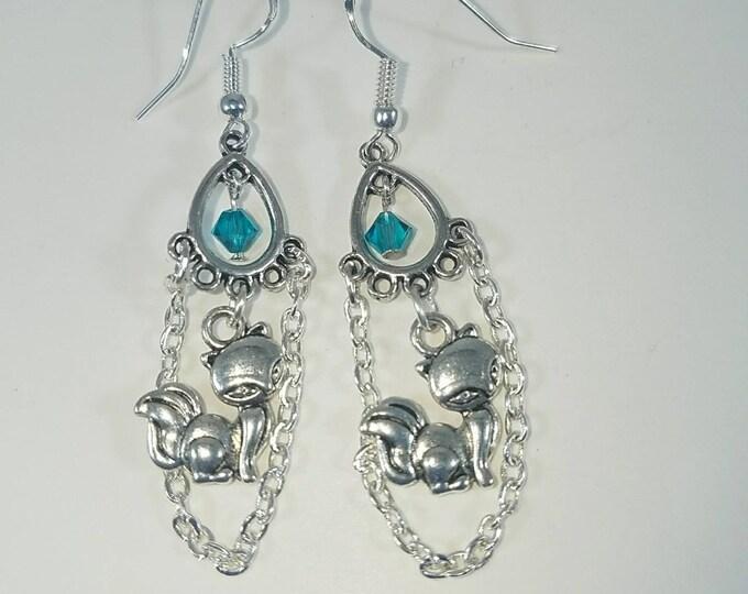 Hotwife Vixen Earrings