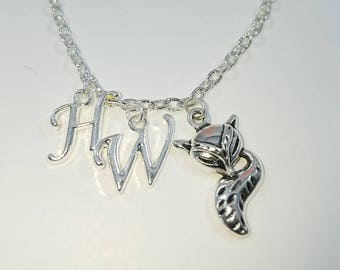 Vixen Hotwife Anklet, Initial Jewelry, Personalized Jewelry, Sexy Anklets, Swinger Jewelry, Kinky
