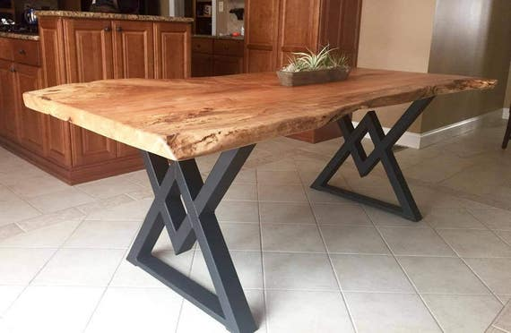 The Diamond Dining Table Legs, Dining Room Table Legs
