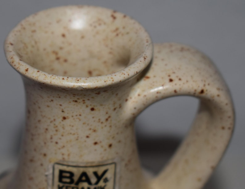 Bay 71-20 Keramik Design Vase artpottery 90s Vintage midcentury WGP artpottery  Ceramic German Pottery artpottery fatlava
