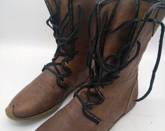 7e42c0da3e3 Moccasin boots   Etsy