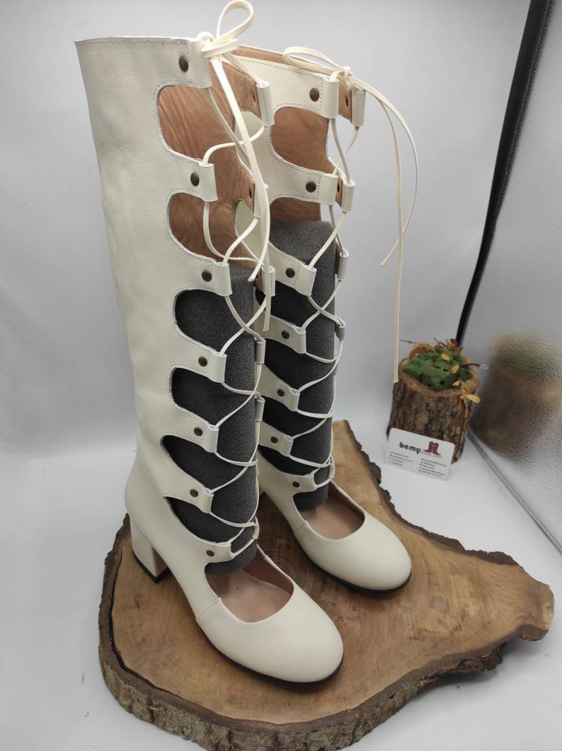 Titanic Edwardian Shoes – Make or Buy Womens Boots Custom Boots Leather Boots Victorian Boots Retro Boots Suzani Boots For Her Outdoor Fit Handmade Vintage Fashion $249.00 AT vintagedancer.com