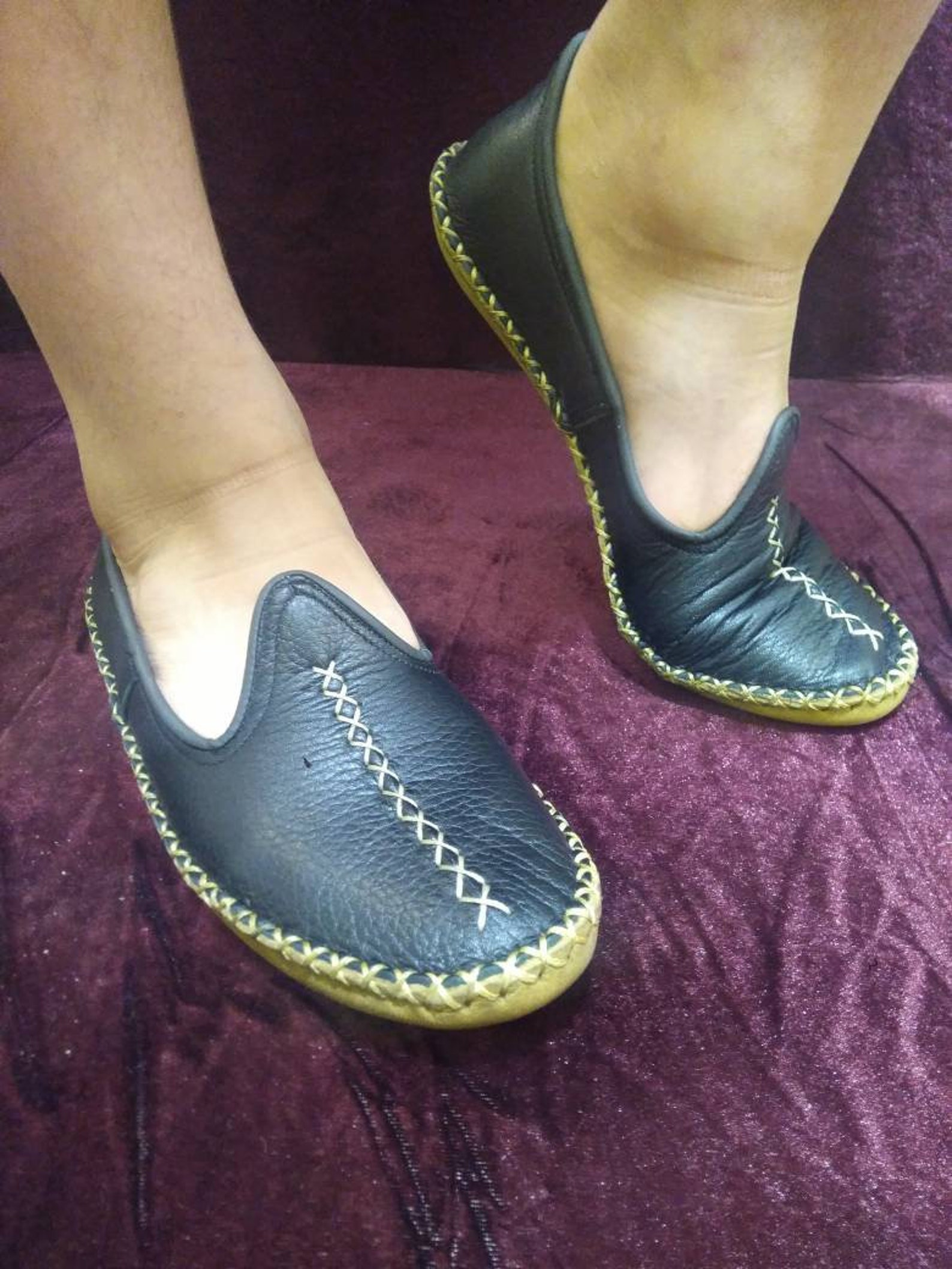 rawhide sandals, unisex shoes, naturel leather shoes, casual shoes, moccasin, leather flat shoes, daily shoes, ballet flats, art