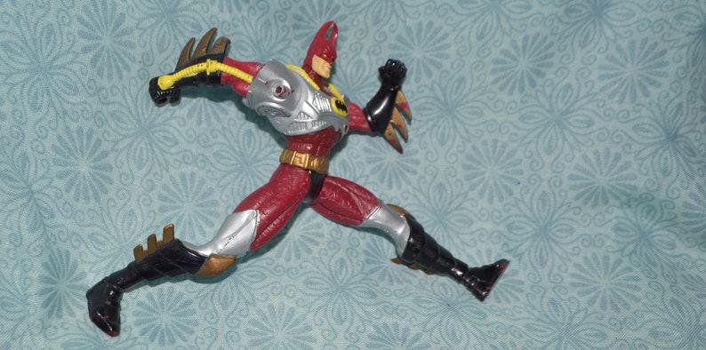 Batman.. Kenner no I/'m Batman... Action figures white DC comics Batman -Polar Suit