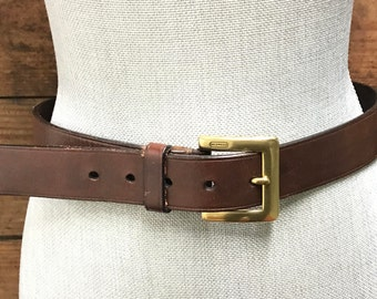 1b9e24d7a32a Vintage Coach Ladies Belt Size 32