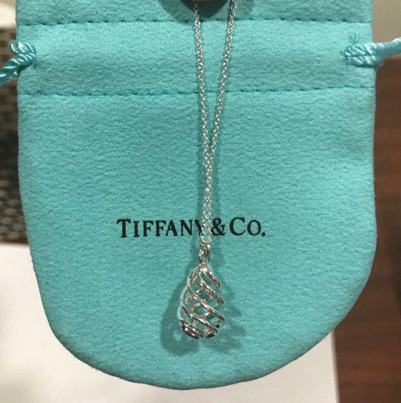 f67e6368e SALE LIKE NEW Large Tiffany & Co.Sterling Silver Paloma | Etsy