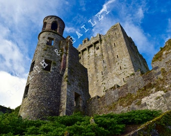 Ireland - Blarney Castle; Metal, Canvas, or Print