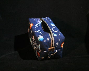 Outer Space Boxy Bag