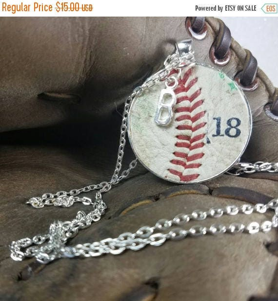 Baseball Jewelry, Baseball Necklace, Baseball Team Gifts, Personalized Baseball Jewelry, Personalized Baseball Necklace, Artisan Neckla