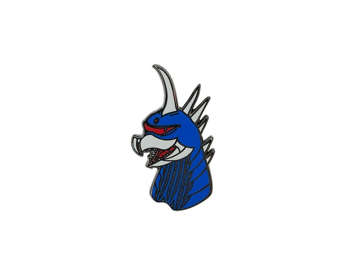Gigan Head pin