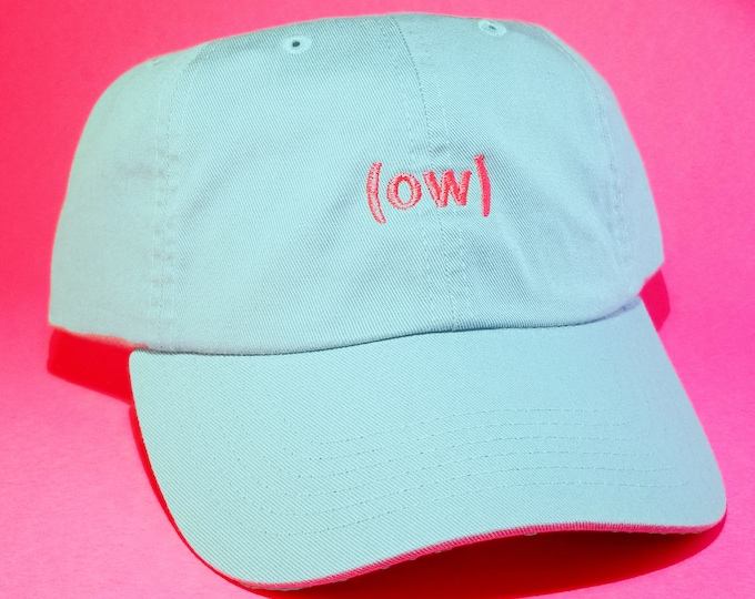 Cotton Candy (ow) hat