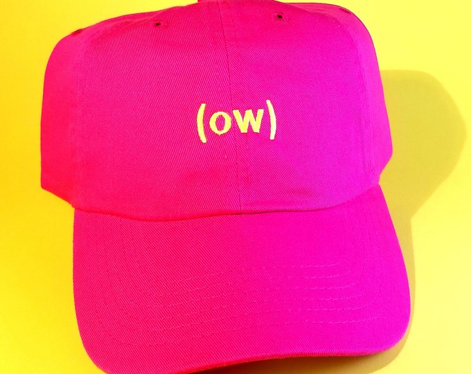 Pink Lemonade (ow) hat