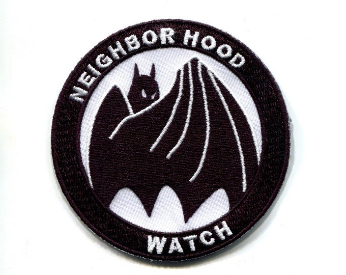 Neighborhood Watch patch