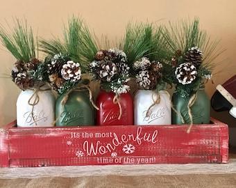 Christmas decorations | Etsy