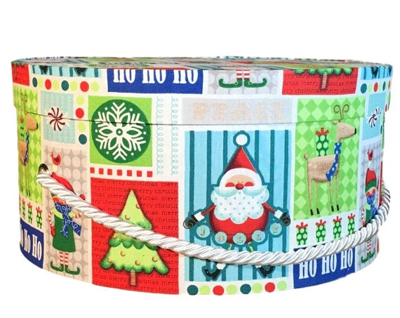 Christmas Boxes - Handcrafted~Finest Quality~One of a Kind