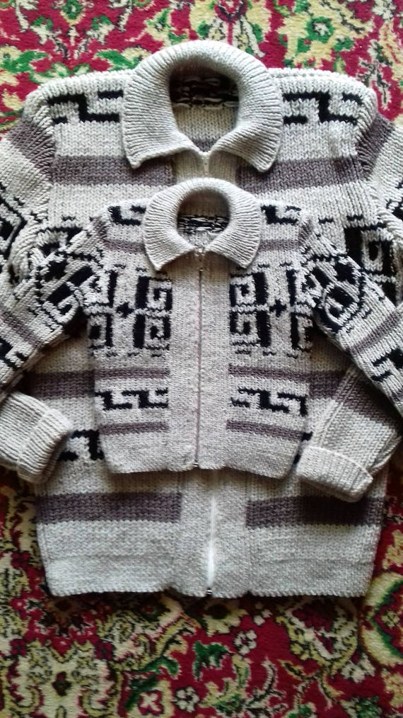 0af7eaefb8e6 size 40 7a38b 49f61 how to sew a zipper into handmade knit cardigan ...