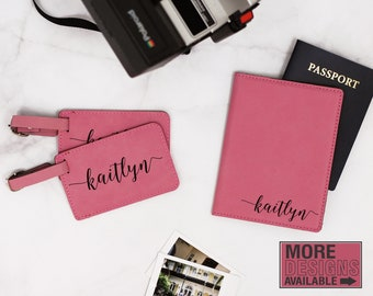 3ca82b0a0 Passport Holder With Name Engraved