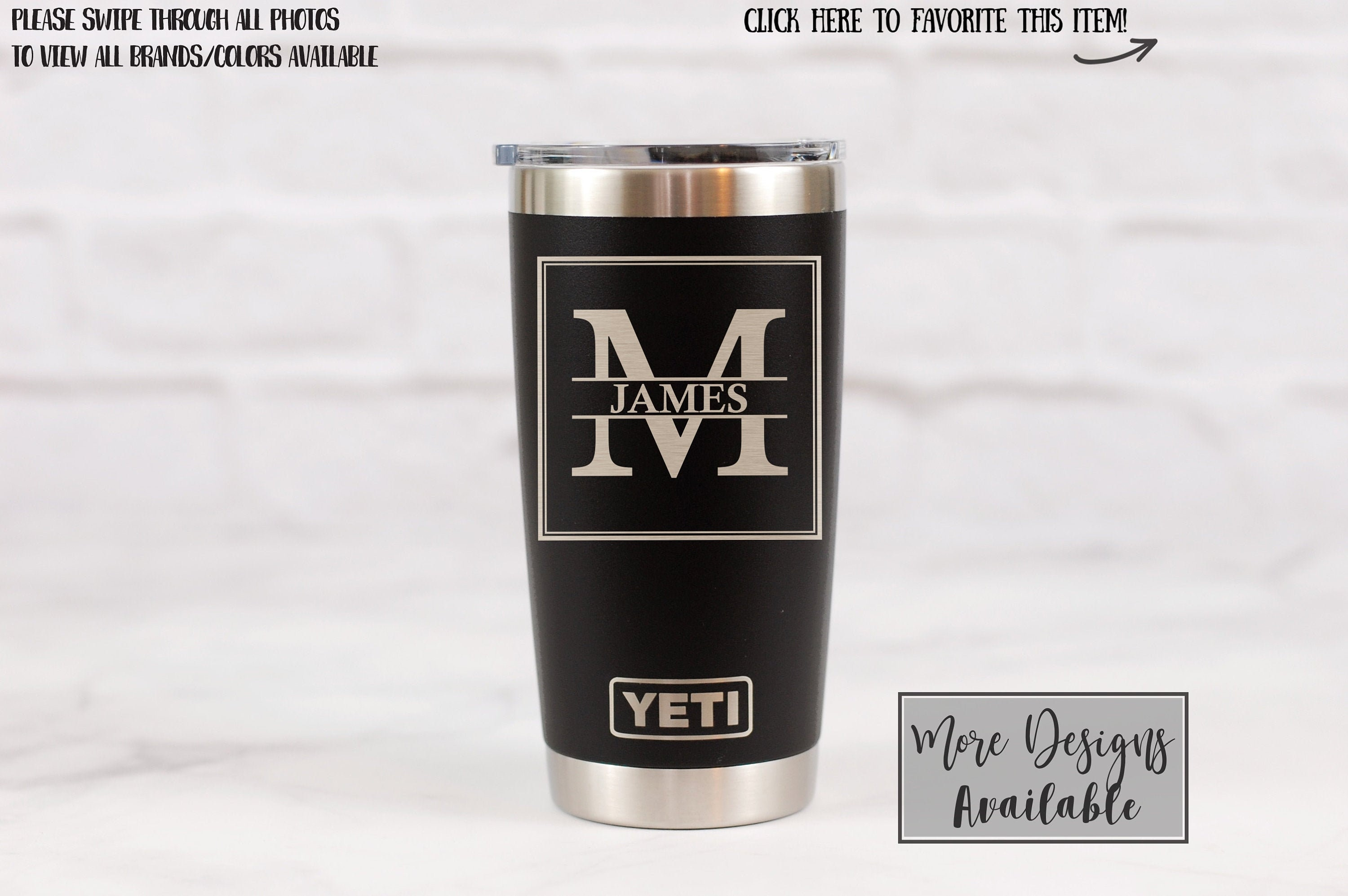 Personalized Yeti Tumbler Fathers Day Gift Idea Fathers Day Gift For Him Mothers Day Day Gift For Her Gift For Dad Gift For Mom