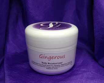 Gingerous Body Moisturizer