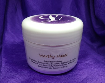Worthy Hazel Body Moisturizer