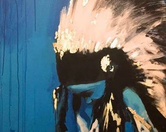 Little Chief (blue)