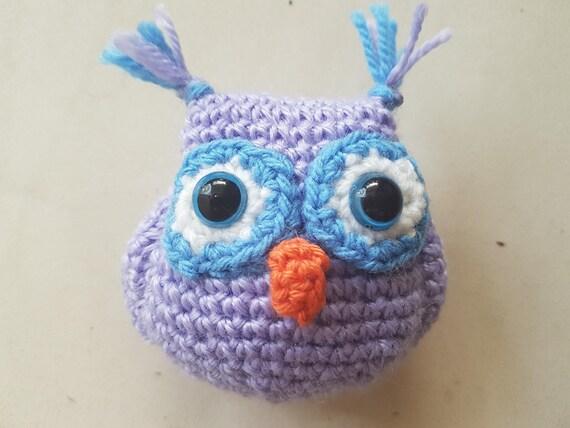 Coloured Owl
