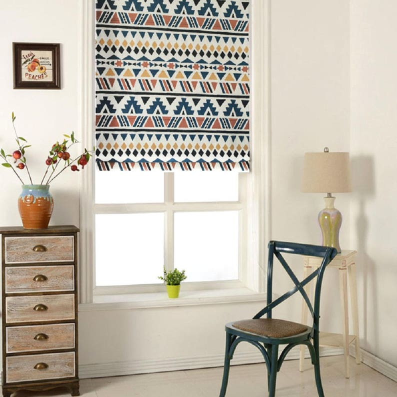 Image result for CUSTOM ROMAN BLINDS
