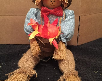 Scarecrow Doll Decoration