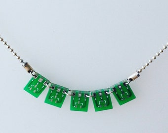 PCB Necklace