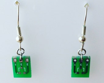 PCB Earrings