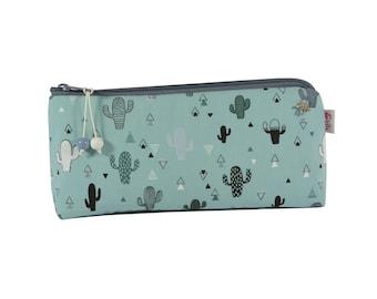 Cacti Pencil Case