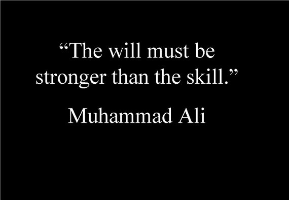 Muhammad Ali Quote T-Shirt - Quotees www.quoteeslife.com