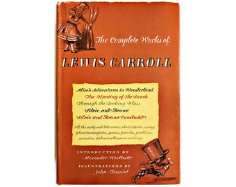I Lost a Poem Complete Works of Lewis Carrol