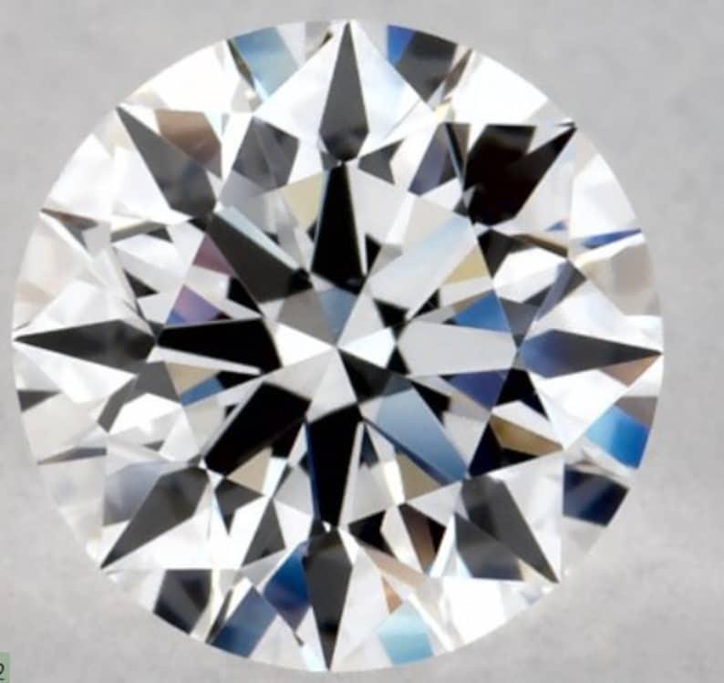 5c4e786694826 Beautiful 0.42 Ct G VS2 GIA Certified Natural Loose Diamond Round Cut  Brilliant
