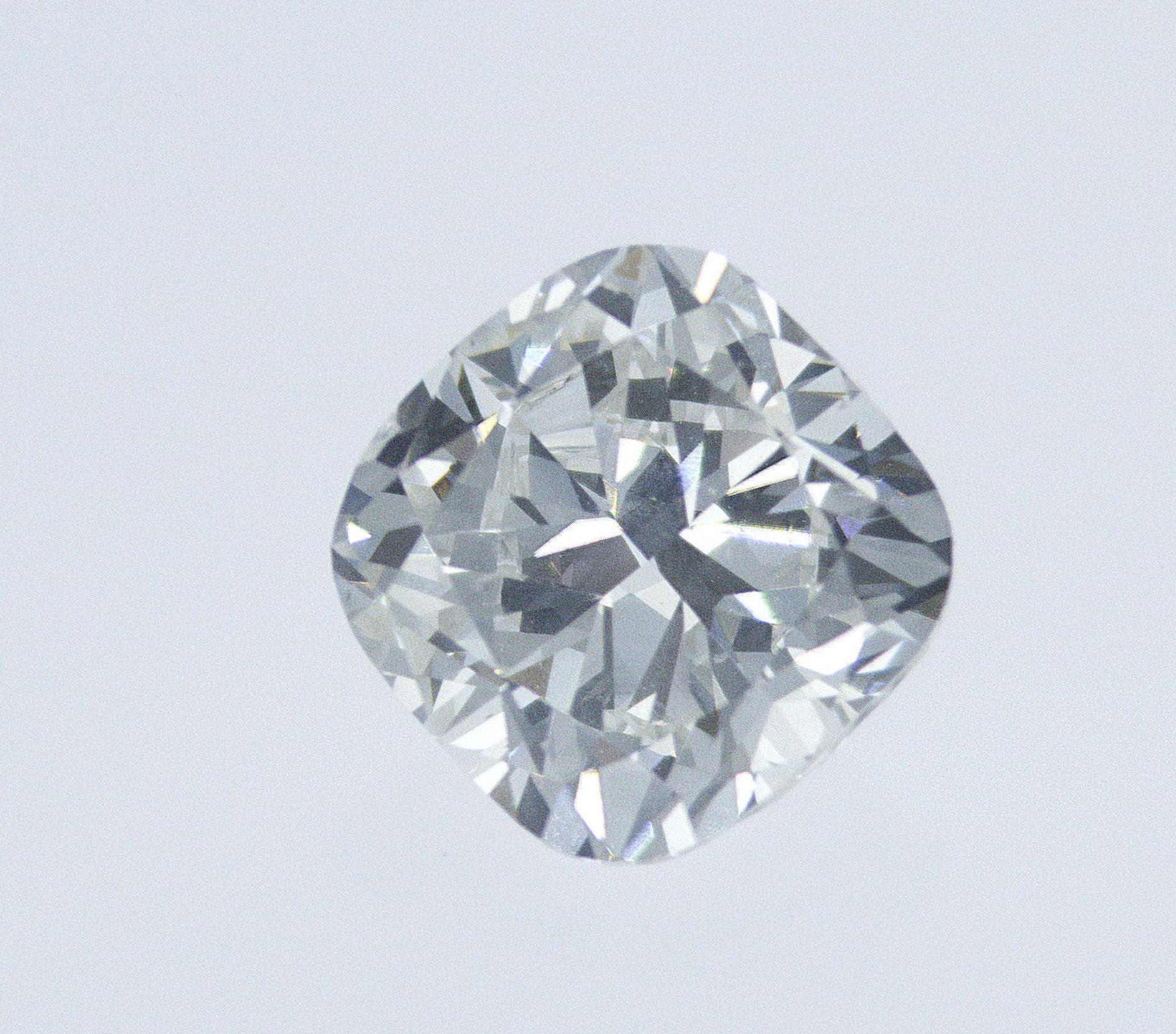 1 40ct Carat Gia Certified Cushion Cut Brilliant Loose Diamond J Color Si1