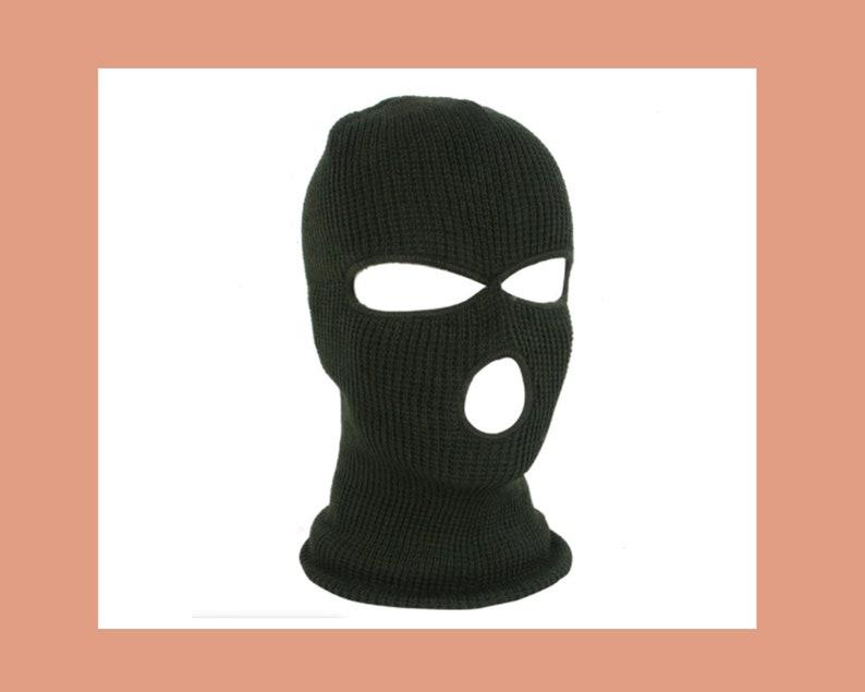 3 holes Ski mask pfp ski mask aesthetic winter 2020 face ...