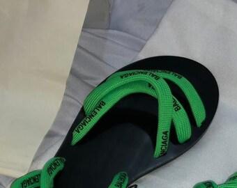 ea19113fda5 Balenciaga string sandals