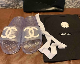 a074b1b2d2cc Chanel slides **** at an unbeatable prices****