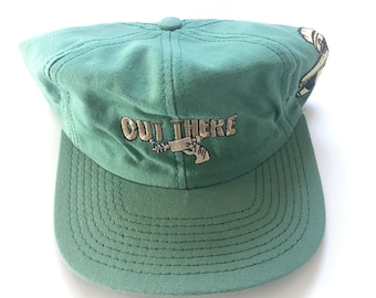793501a9 1991 LOONEY TUNES MARVIN the Martian Out There Acme Clothing Embroidered  Snapback Vintage Hat // One Size