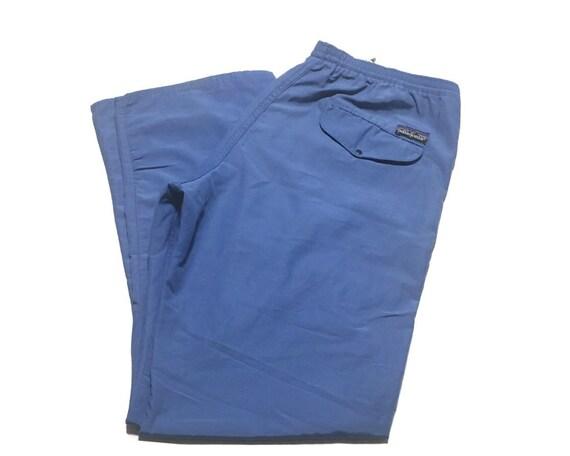 1980s PATAGONIA BAGGIES Vintage Pant // Size Small