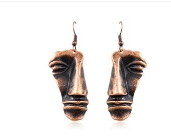 People earrings | Etsy