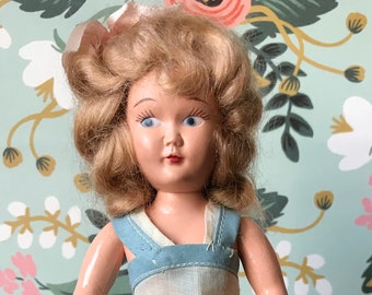 Beautiful Blonde Duchess Doll