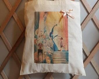 Tote bag, shopping bag, shopper, cotton bag