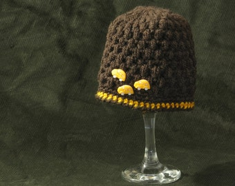 crocheted baby boy cars hat, newborn photography prop, newborn hat, baby slouchy beanie, handmade gifts for babies