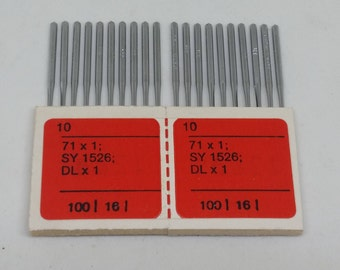71x1 DLx1 Sewing Machine Needles SY1526 German 20pc