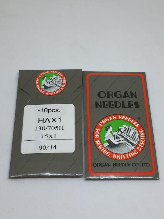 Organ Needle Sharp Home Embroidery Machine 15x1-65//9