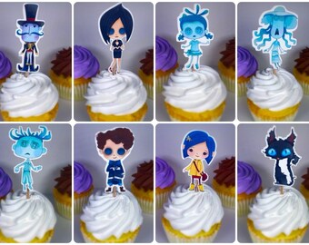 Coraline Party Etsy